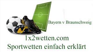 Sportwetten Auf Bayern Braunschweig Bei Tipico