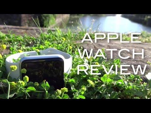 APPLE WATCH REVIEW - Wie gut ist Apple's 1. Schritt in den Smartwatch Markt wirklich?