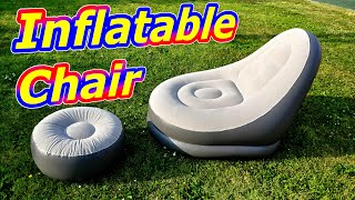 Inflatable Lounger  Camping Chair