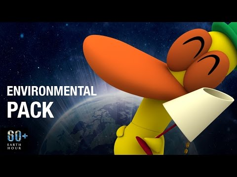 Pocoyo & The Thrill of Environmental Care | EARTH HOUR letöltés