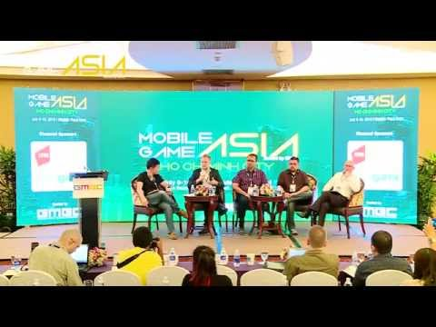 Panel: SEA Publishers And Their Market Strategies - Mobile Game Asia 2015 Ho Chi Minh City