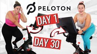 I Tried the Peloton Bike for 30 Days (soulcycle vs. peloton)