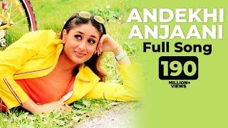 Andekhi Anjaani - Full Song | Mujhse Dosti Karoge | Hrithik, Kareena | Lata Mangeshkar, Udit Narayan