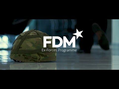 FDM Ex-Forces Programme