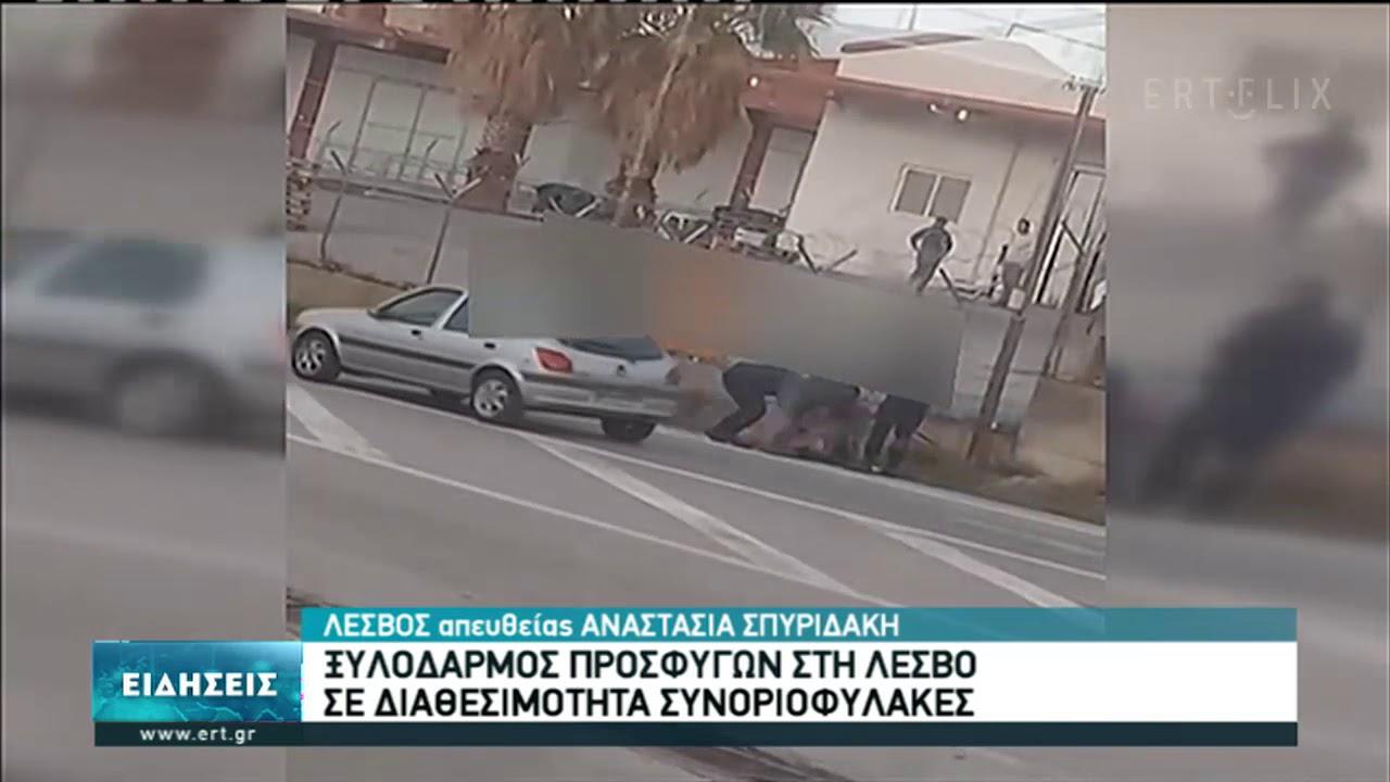 Σε διαθεσιμότητα αστυνομικοί για ξυλοδαρμό μεταναστών στη Λέσβο | 12/12/2020 | ΕΡΤ