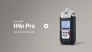 Zoom H4n Pro Video