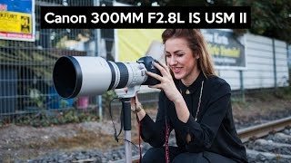 Canon EF 300mm F2.8L IS II USM review | Canon EOS 5D Mark IV | super telephoto lens | DUAL PIXEL RAW