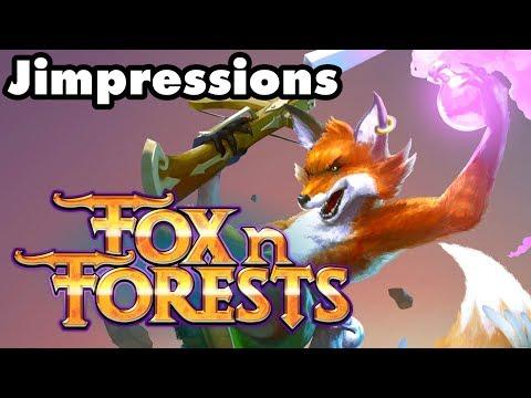 Fox n' Forests – It's Retrokay (Jimpressions) video thumbnail