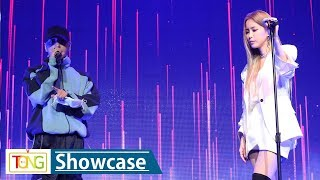 Heize(헤이즈) 'Dispatch'(feat. 사이먼 도미닉) Showcase Stage (SHE'S FINE, 쉬즈 파인) [통통TV]