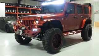 2014 jeep wrangler custom