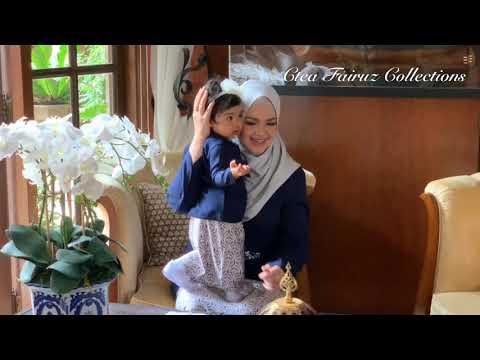 Siti Aafiyah comel photoshoot dengan Ibu Dato Sri Siti Nurhaliza (BERITA HARIAN & HARIAN METRO)