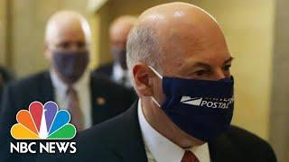 Postmaster General Louis DeJoy Testifies At Senate Hearing | NBC News