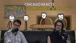 Chicago Reacts to Sam O'Nella The Tale of Michael Malloy