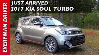 [Everyman Driver] Just Arrived: 2017 Soul Turbo on Everyman Driver