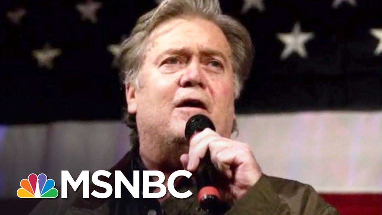 Charlie Sykes: Donald Trump Presidency Is 'More Steve Mnuchin Than Steve Bannon' | MTP Daily | MSNBC thumbnail