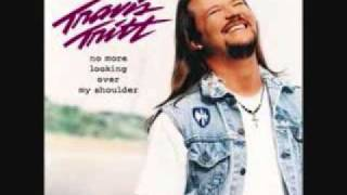 Travis Tritt - No More Looking Over My Shoulder (No More Looking Over My Shoulder)