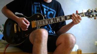 Suicidal Tendencies - Pledge Your Allegiance (Guitar Cover)