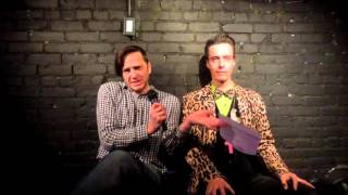 The Pee-ew #308: Neologisms from Michael Alig and Ernie Glam