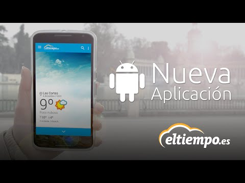 Video of Weather by eltiempo.es