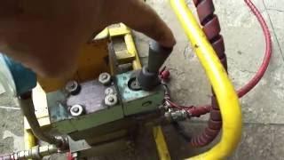Ковш экскаватора, новый метод фиксации пальца