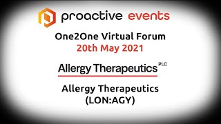 allergy-therapeutics-presenting-at-the-proactive-one2one-virtual-forum