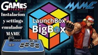 launchbox big box mame - Kênh video giải trí dành cho thiếu nhi