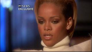 Rihanna's First Big Love Turned to Violence