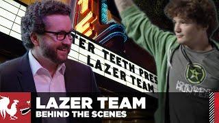 Behind The Scenes: Lazer Team   Episode 6   Rooster Teeth