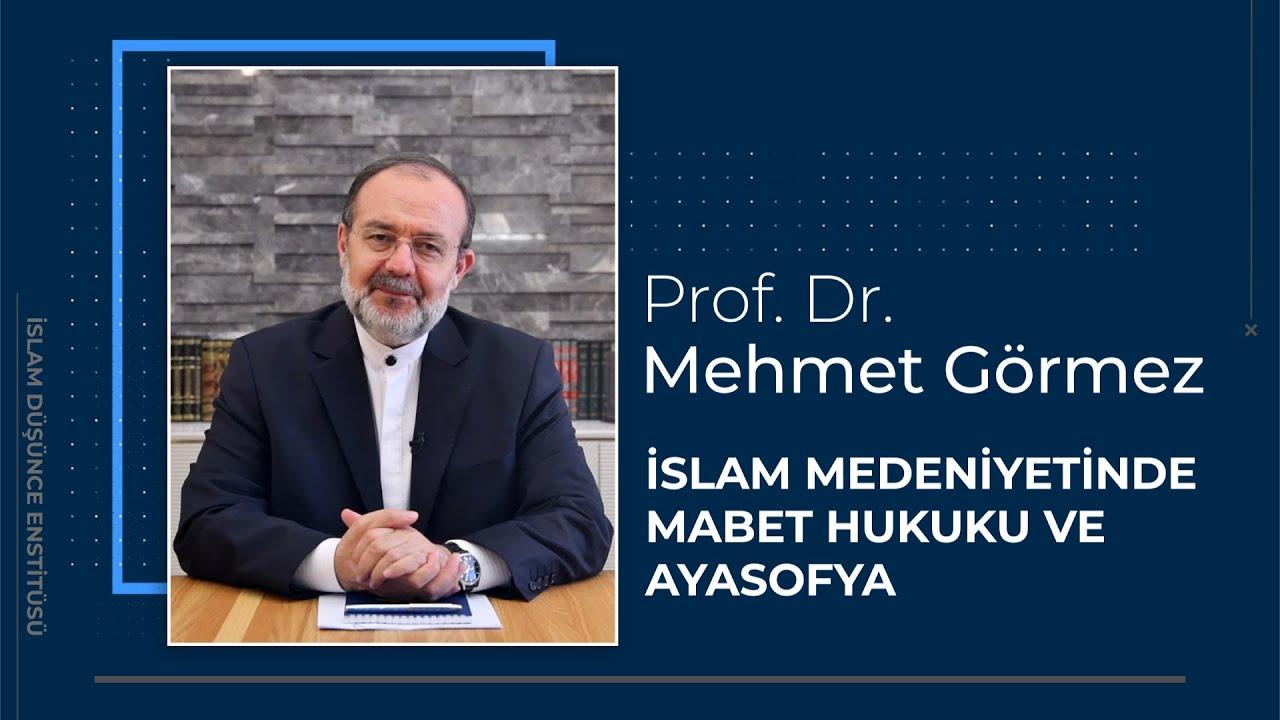İslam Medeniyetinde Mabet Hukuku ve Ayasofya