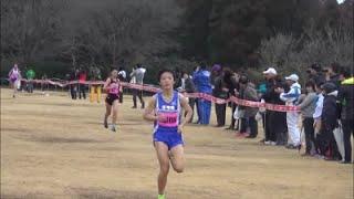 第1回全国中学生クロスカントリー2016女子3km