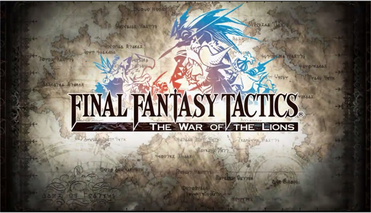 Let's Go Back To Final Fantasy Tactics