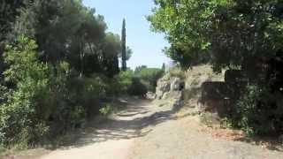 preview picture of video 'Necropoli Etrusca Cerveteri - 2013'