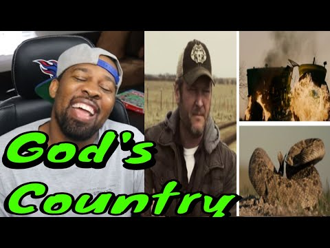 Blake Shelton - God's Country Official Music Video & Drink On It Official Audio | Reaction