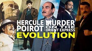 Poirot / Murder on the Orient Express – Then & Now