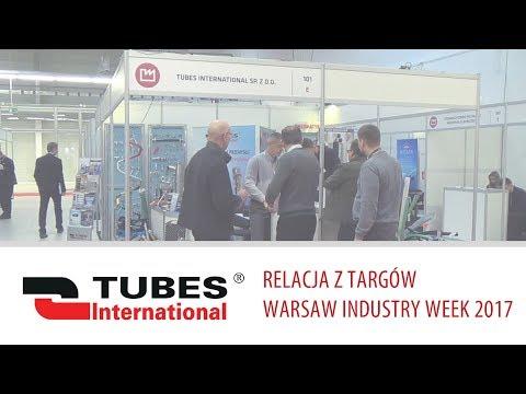 Warsaw Industry Week 2017 - Tubes International - zdjęcie