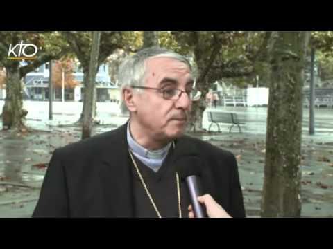 Mgr Michel Santier - Evêque de Créteil