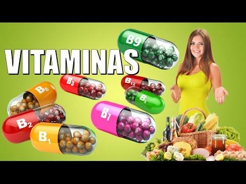 Las Vitaminas del Complejo B, sus Propiedades, Beneficios y Alimentos Fuente | SALUDABLEMENTE TV