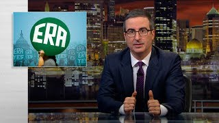 Equal Rights Amendment: Last Week Tonight with John Oliver (HBO)