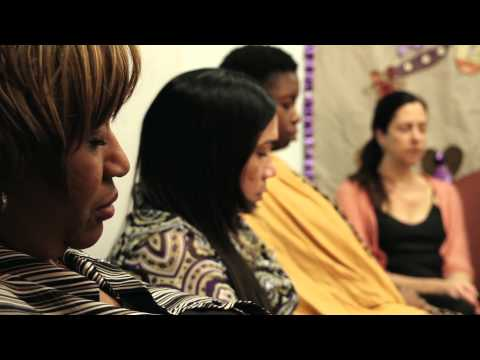 Teach meditation to 50 abuse survivors in Brooklyn