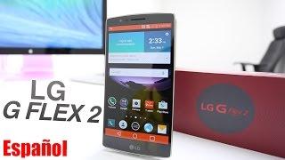 LG G Flex 2 Review en Español - TODO lo que debes saber!