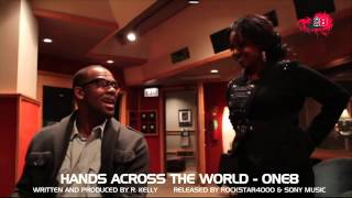 50 Years Of Congo Music   Fally Ipupa With One 8 By R  Kelly   Hands Across The World