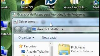 TIRAR FOTO DA TELA - PRINTANDO A TELA NO WINDOWS 7