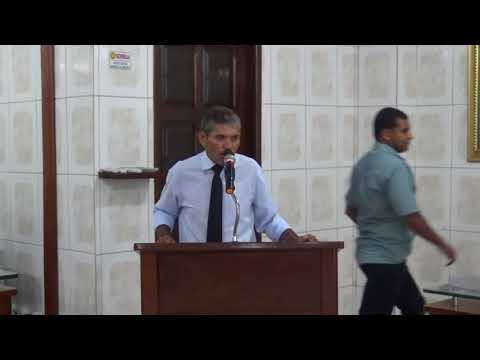 Discurso do vereador Antônio Olinto(Bidu) -PP na sessão ordinária do dia 09/03/18.