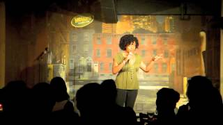 Chanel Ali at Helium Comedy Club
