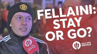 Fellaini Stay Or Go  FANCAMS BEST OF THE REST  Manchester United 20 Hull City