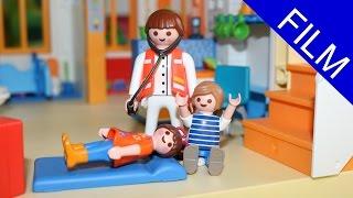 Playmobil Film Deutsch GRETA MUSS INS KRANKENHAUS