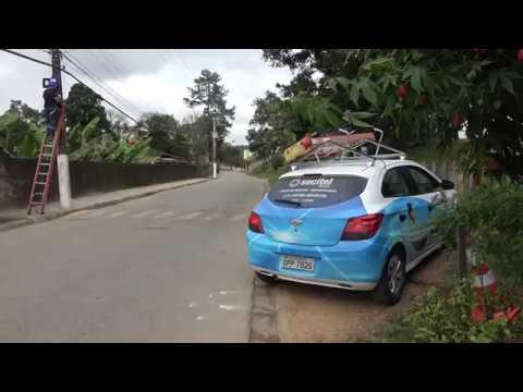 Socitel Internet de Fibra chegou no Bairro dos Carolinos em São Lourenço da Serra