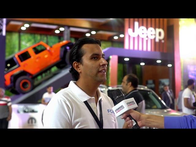 التوكيل دوت كوم يستعرض أحدث سيارات جيب و فيات فى حوار مع مدير تسويق فيات كرايسلر في مصر