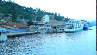 preview picture of video 'Pecheur, Lac Kivu'