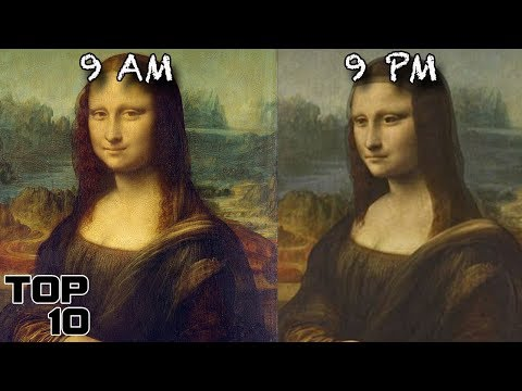 Top 10 Scary Paintings That Moved